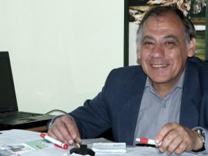 """Сергей Богачев, директор на 43 ОУ """"Христо Смирненски"""""""